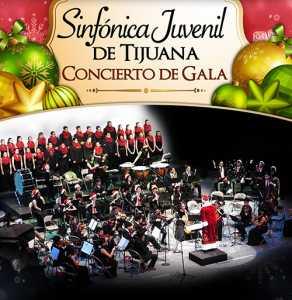 Sinfónica Juvenil de Tijuana: Concierto de Gala