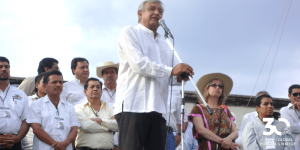 Mexico's New President: A Populist or a Pragmatist? @ Center for U.S.-Mexican Studies